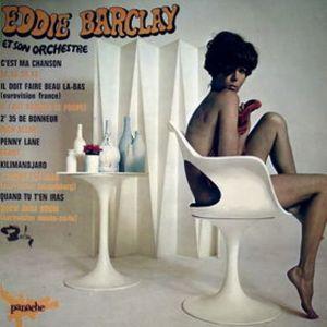 Eddie Barclay - C'est Ma Chanson (1967)