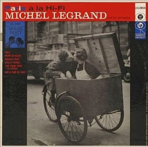 Michel Legrand - Paris a la Hi-Fi (1956)