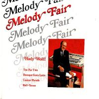 Hady Wolff - Melody Fair (1989)