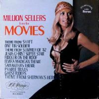 101 Strings - Million Sellers From The Movies (1972)
