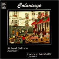 Gabriele Mirabassi, Richard Galliano - Coloriage (1992)