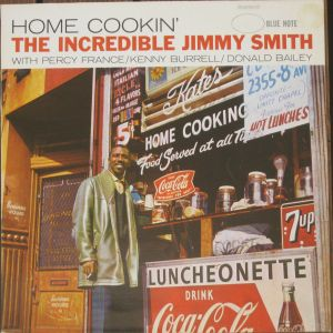 Jimmy Smith - The Incredible Jimmy Smith (1977)