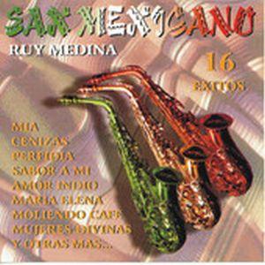Ruy Medina - Sax Mexicano (1998)