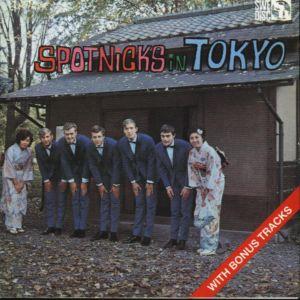 The Spotnicks - Spotnicks In Tokyo - front