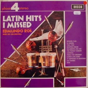 Edmundo Ros - Latin Hits I Missed (1967)