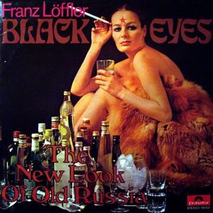 Franz Löffler - Black Eyes
