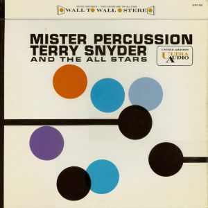 Terry Snyder - Mister Percussion (1960)