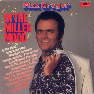 Max Greger - In The Miller Mood