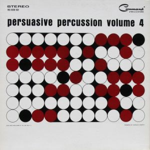 Terry Snyder And The All Stars ‎- Persuasive Percussion 4