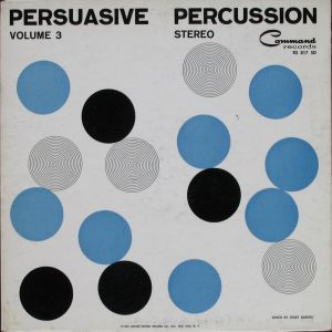 Terry Snyder And The All Stars ‎- Persuasive Percussion