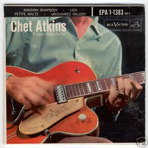 Chet Atkins - Finger Style Guitar (1956)
