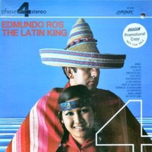 Edmundo Ros - The Latin King (1971)