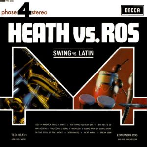 Edmundo Ros - Swing vs Latin Vol.1 (1962)