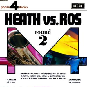 Edmundo Ros, Ted Heath - Swing vs Latin Vol.2 (1962)