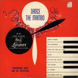 Edmundo Ros - Dance The Mambo (1953)