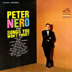 Peter Nero - Song's You Won't Forget (1964)