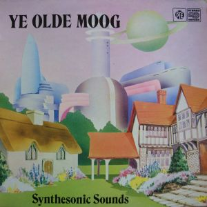 Synthesonic Sounds - Ye Olde Moog (1974)