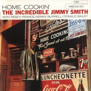 Jimmy Smith - Home Cookin (1959)