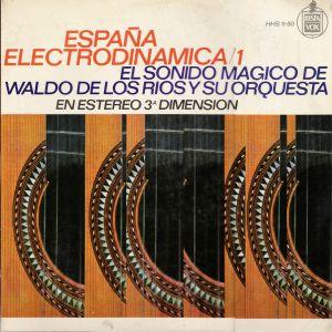 Waldo De Los Rios - Electrodinamica 1 (1966)