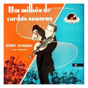 Helmut Zacharias - Um Milhão de Cordas Sonoras (1975