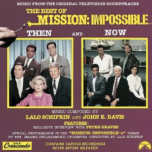 Lalo Schifrin - Mission Impossible (Then and Now)(1992)
