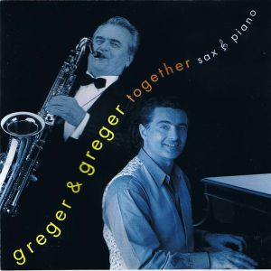 Max Greger & Jr. - Together (1995)