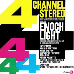 Enoch Light - 4 Channel Stereo (1971)
