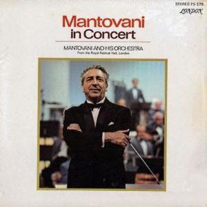 Mantovani - Mantovani In Concert (1970)