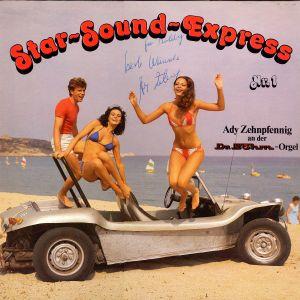 Ady Zehnpfennig Star sound express 1 Front