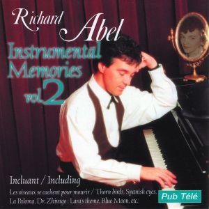 Richard Abel - Instrumental memories
