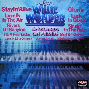 Willie Wonder