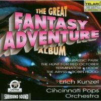 Erich Kunzel, Cincinnati Pops - The Great Fantasy Adventure Album (1994)
