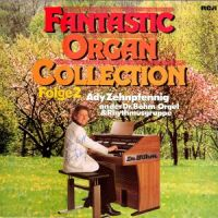 Ady Zehnpfennig - Fantastic Organ Collection 2 (1980)