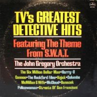 John Gregory Orchestra - Tv's Greatest Detective Hits (1976)