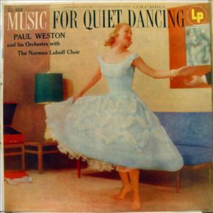 Paul Weston - Music For Quiet Dancing (1955)